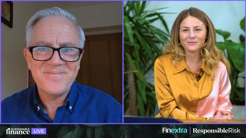 FinextraTV & ResponsibleRisk's Film Review of Our Planet: Too Big to Fail