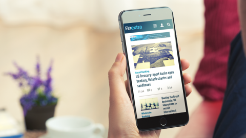 Finextra goes mobile first