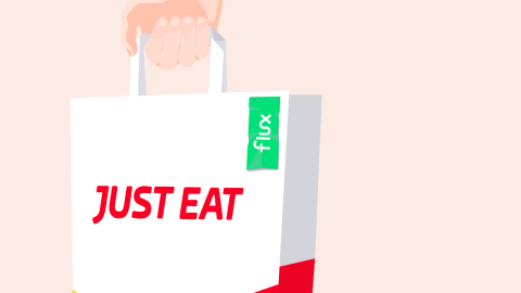 Flux signs first online marketplace deal with Just Eat