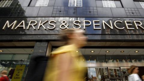 M&S woos Christmas shoppers with buy now, pay later programme