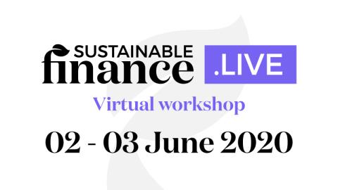 On-Demand Sustainable Finance.Live - Investment and Asset Management
