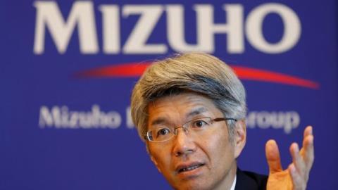 Mizuho president Fujiwara to step down following series of IT failures