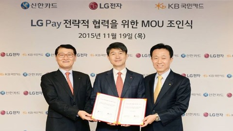 LG moves into mobile payments market