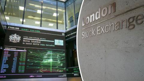 London Stock Exchange negotiating $27 billion takeover of