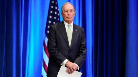 Michael Bloomberg will sell his company if elected president