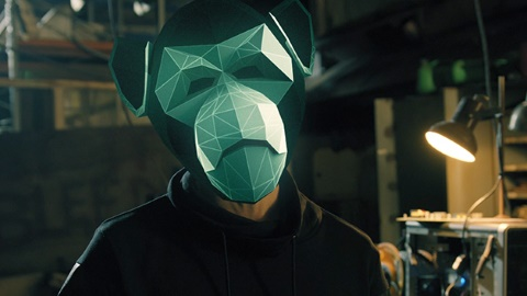 ABN Amro imagines a cashless dystopian future to attract new talent