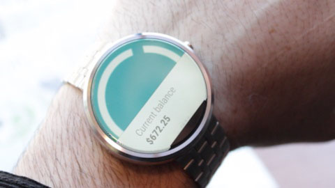 Moven ports 'financial fitness' app to smartwatch