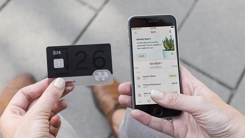 N26 to offer Mastercard exchange rate with no mark-up in event of no deal Brexit