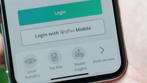 OCBC Bank ties up with Singapore digital identity service for fast logins