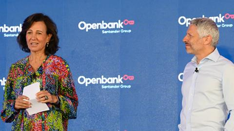 Banco Santander's Openbank opens for business in Germany