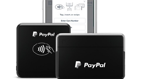 PayPal Here mPOS hardware gets makeover