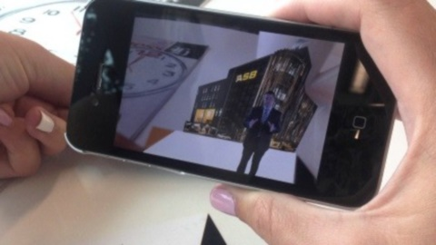 ASB launches augmented reality recruitment app