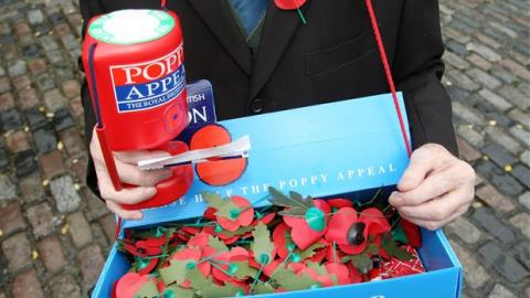 Royal British Legion taps Elavon for contactless donations