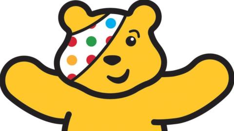 Pay by Pudsey arrives in London for Children in Need