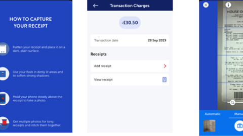 Metro Bank rolls out mobile receipt management technology