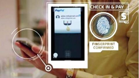 Samsung and PayPal team to let Galaxy S5 owners pay by fingerprint