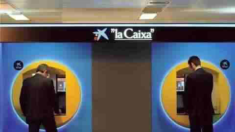 CaixaBank invests EUR500m in contactless ATMs