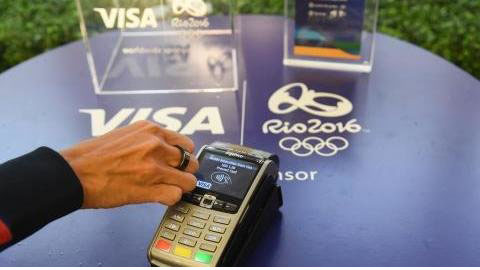 Visa's Olympic payment rings to go on general sale