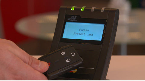MasterCard bids to make everything a payment device