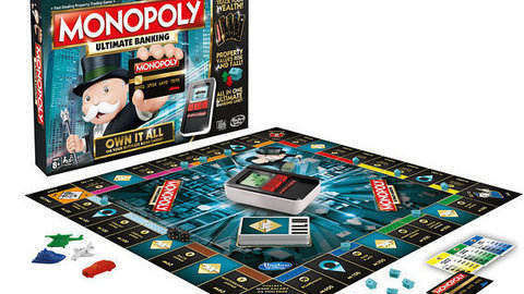 Monopoly ditches cash