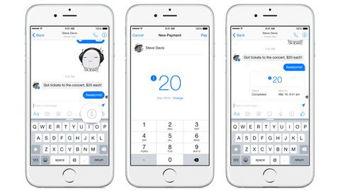 Facebook shuts down Messenger P2P payments in the UK
