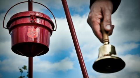 Salvation Army rings the bell for mobile payments
