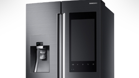 MasterCard and Samsung unveil pay-by-fridge
