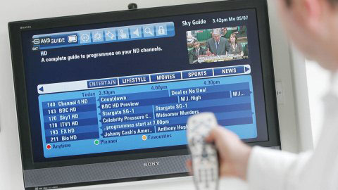 RBS to beam targeted ads to Sky TV viewers