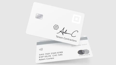 Square launches debit card for businesses
