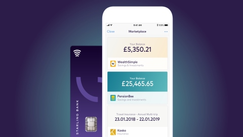 Starling Bank Marketplace welcomes first wave of fintech partners