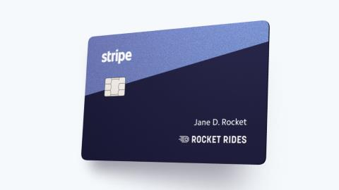 Stripe launches credit card