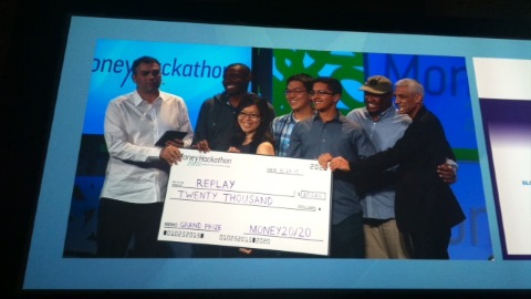 Team Replay scoop first prize in $125,000 fintech hackathon