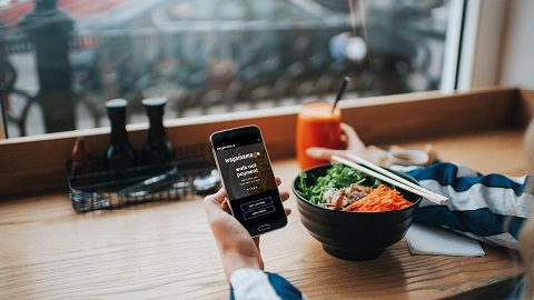 Wagamama partners Mastercard for 'walk out and pay' app