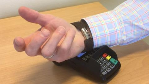 Wearable payments show sharp rise in uptake