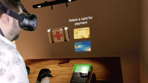 Worldpay creates VR payments prototype