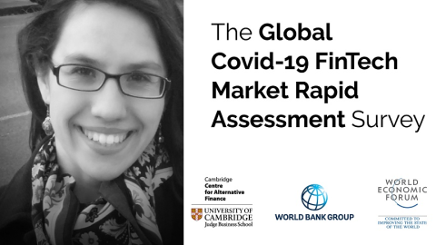 Investigating Covid-19's impact on Global FinTech