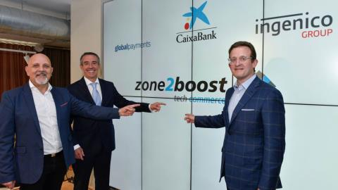 CaixaBank, Global Payments and Ingenico invest EUR5 million
