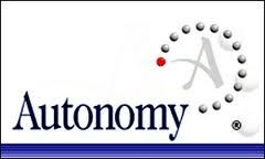Autonomy - now part of the HP family