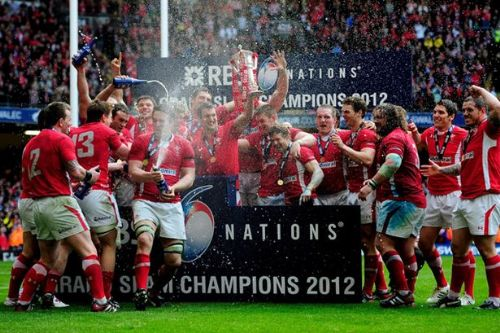 Wales 2012 Grand Slam... Can they do it again?