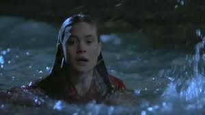 Princess Bride swimming in eel infested waters