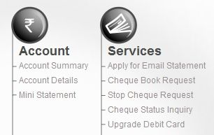 Features of ICICI Bank's Facebook App