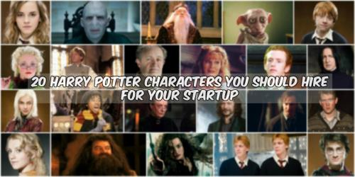 Harry Potter Character