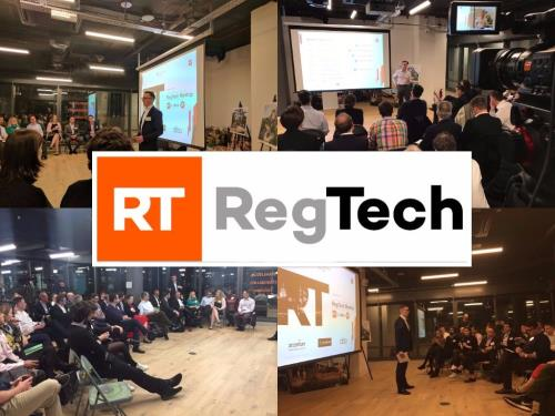 RegTech - is London the global capital?