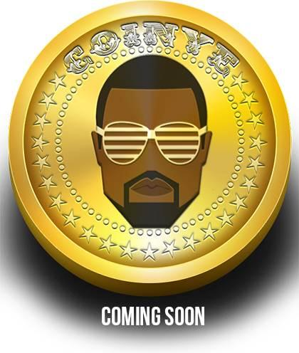 Coinye West: celebrity currency coming soon. Maybe.