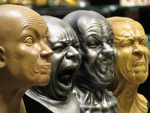 Franz Xaver Messerschmidt was a German-Austrian  sculptor,